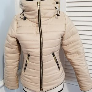 PrettyLittle Thing Puffer Winter Coat